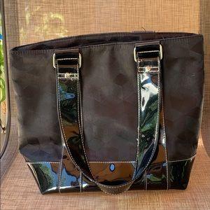 Handbags - Black Insulated Tote